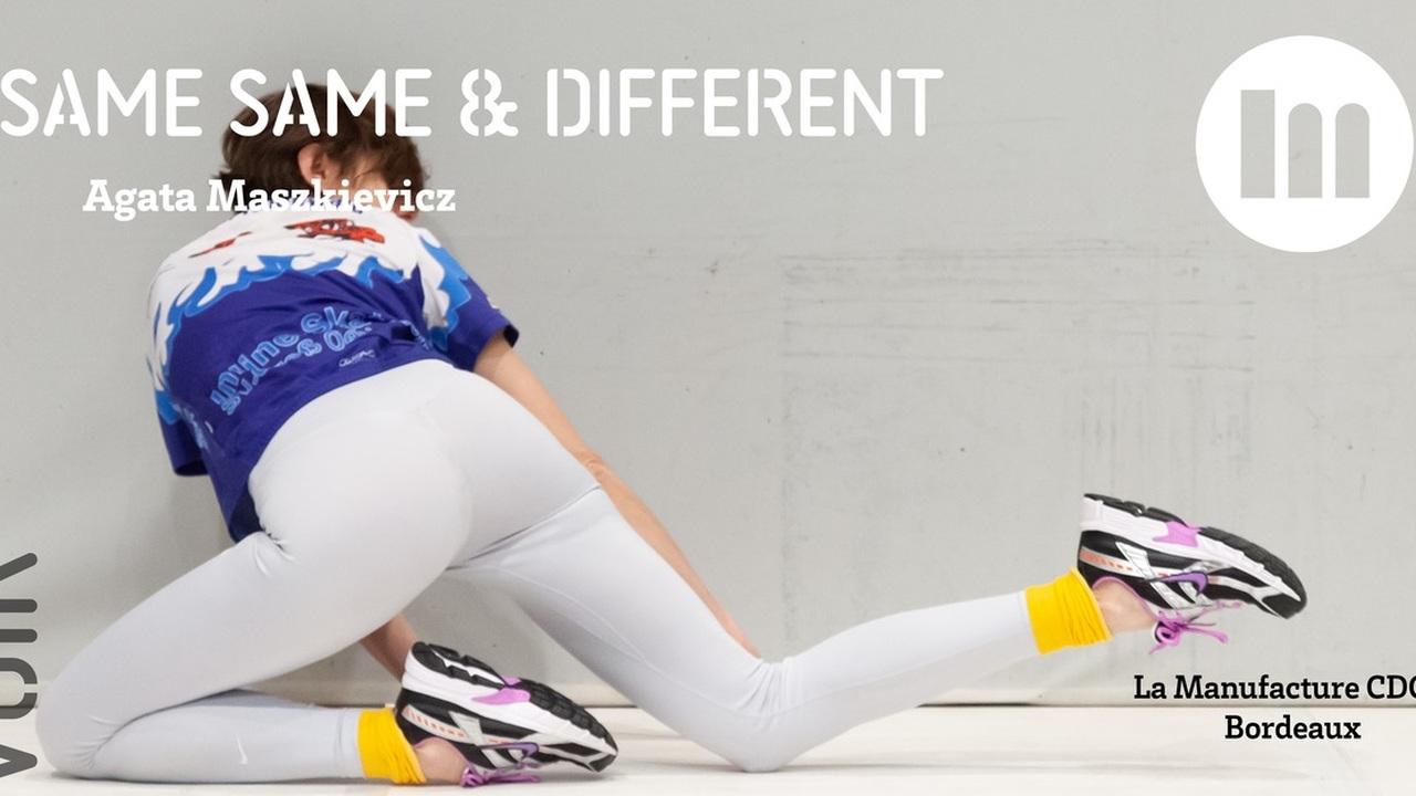 Same same & different - Agata Maszkiewicz