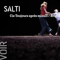 [ POUCE ! ] - SALTI / Cie Toujours après minuit / Brigitte Seth et Roser Montlló Guberna