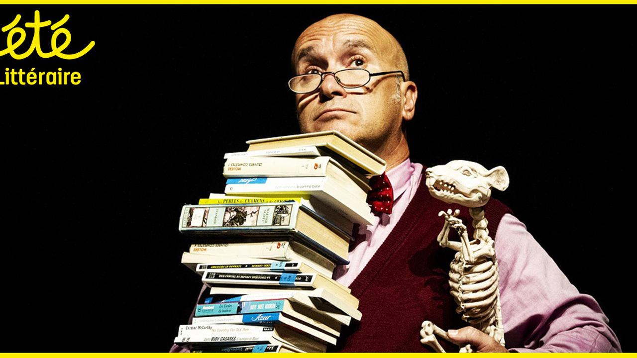 Les dangers de la lecture - Compagnie Caus