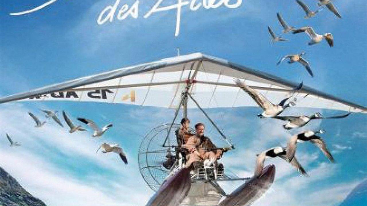 Ciné plein air  « Donne-moi des ailes » de Nicolas Vanier