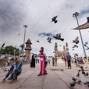 Hyderabad vue par les photographes de l'Indian Photo Festival