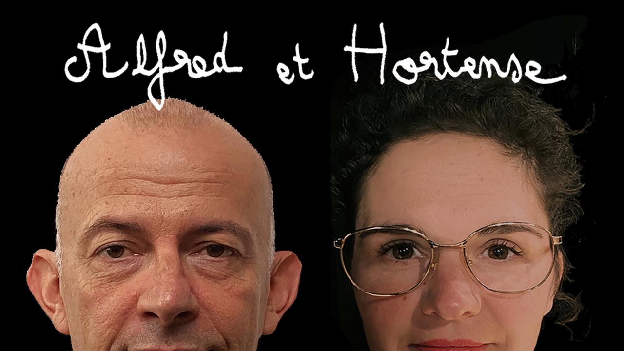 Alfred et Hortense