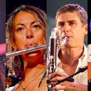 Antoinette trio & Jean-Luc Amestoy « Rhizomes »
