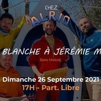 Carte blanche à Jérémie Malodj (