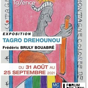 TAGRO DREHOUNOU  Par Frédéric BRULY BOUABRÉ