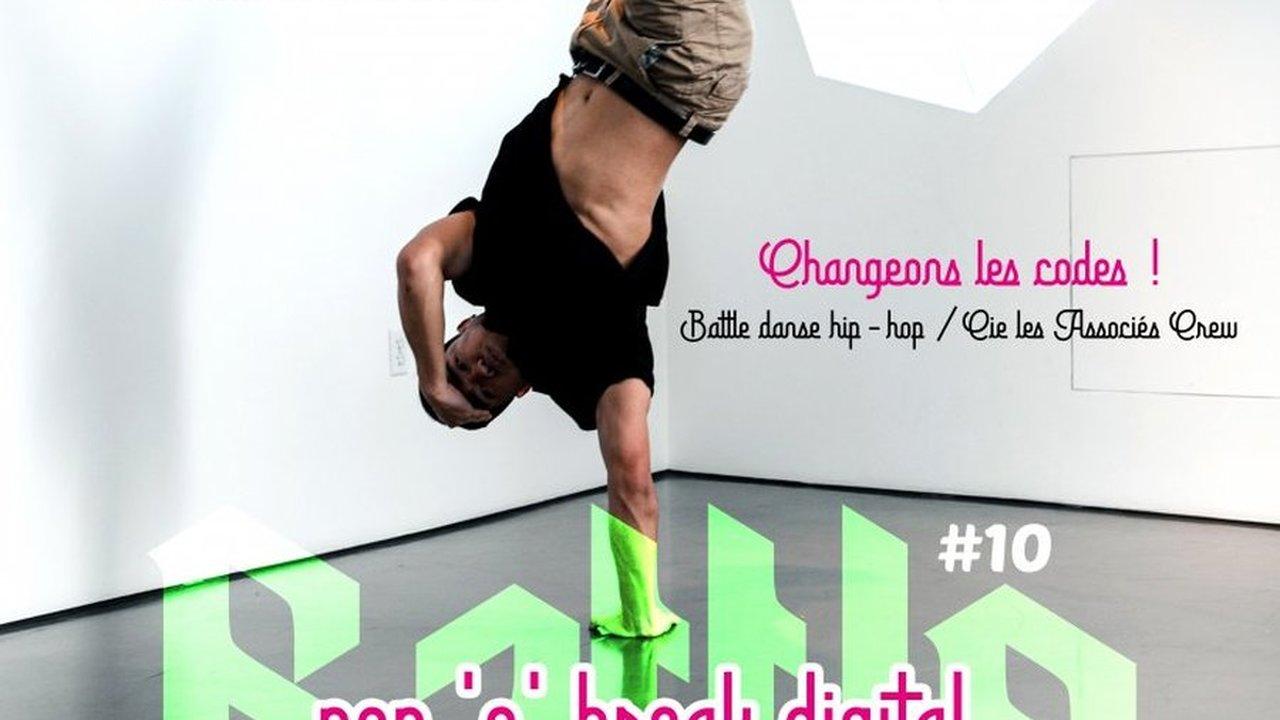 Pop n' Break Digital Battle #10