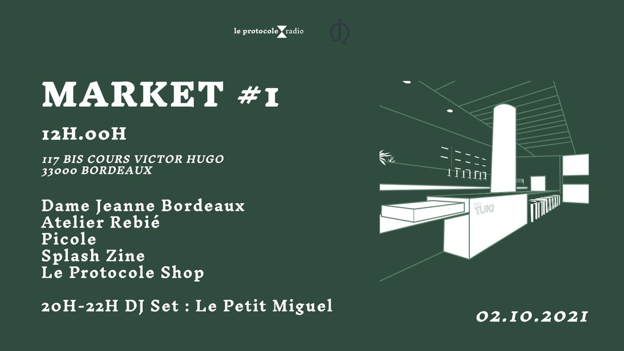Le Protocole • Market #1