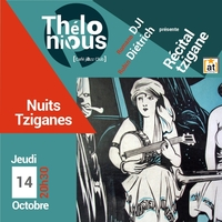 NUITS TSIGANES – ROMANO DJI