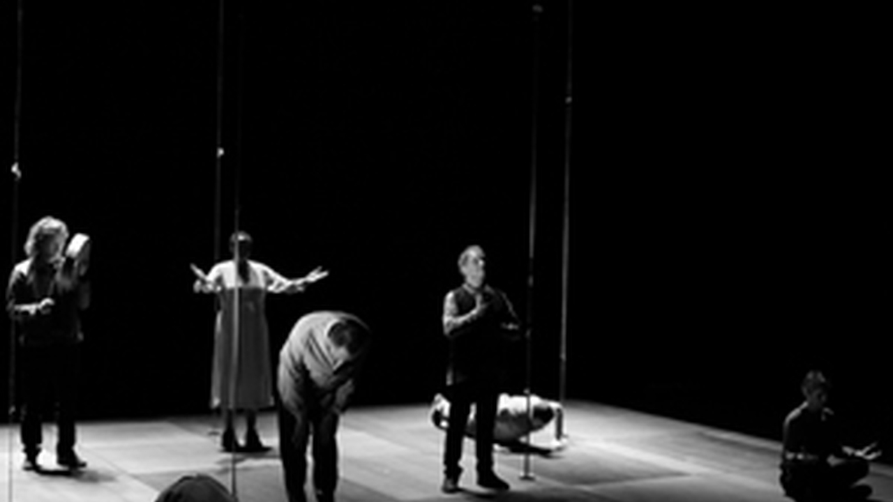 QUE FAUT-IL DIRE AUX HOMMES ? / Didier Ruiz – La Cie des Hommes