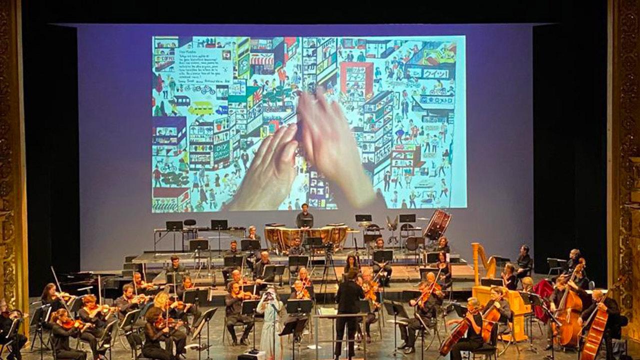 Orchestre Cherche Et Trouve Autour Du Monde