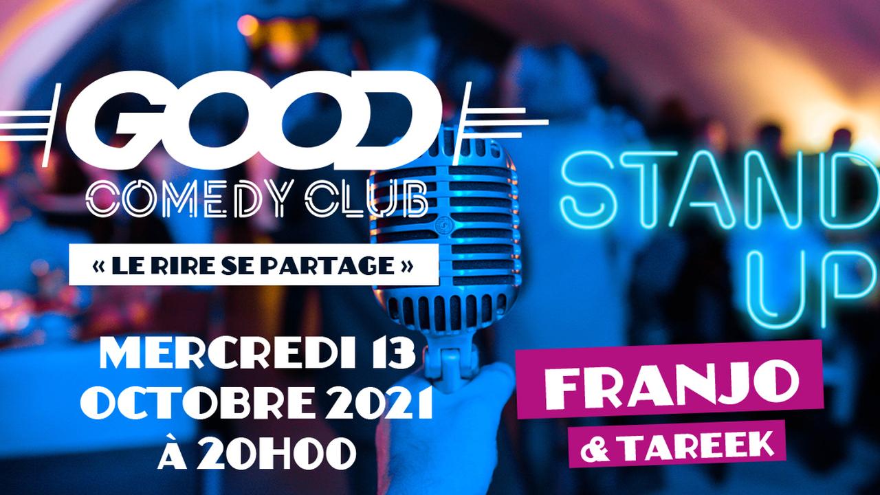 Good Comedy Club - Franjo & Tareek