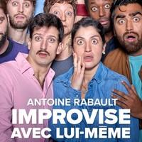 Antoine Rabault improvise avec lui-même