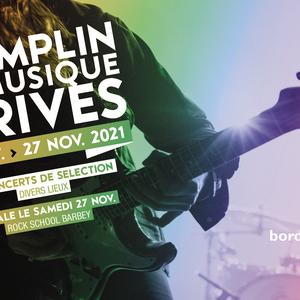 Tremplin Musique des 2 Rives  Demi-Finale Zone 2