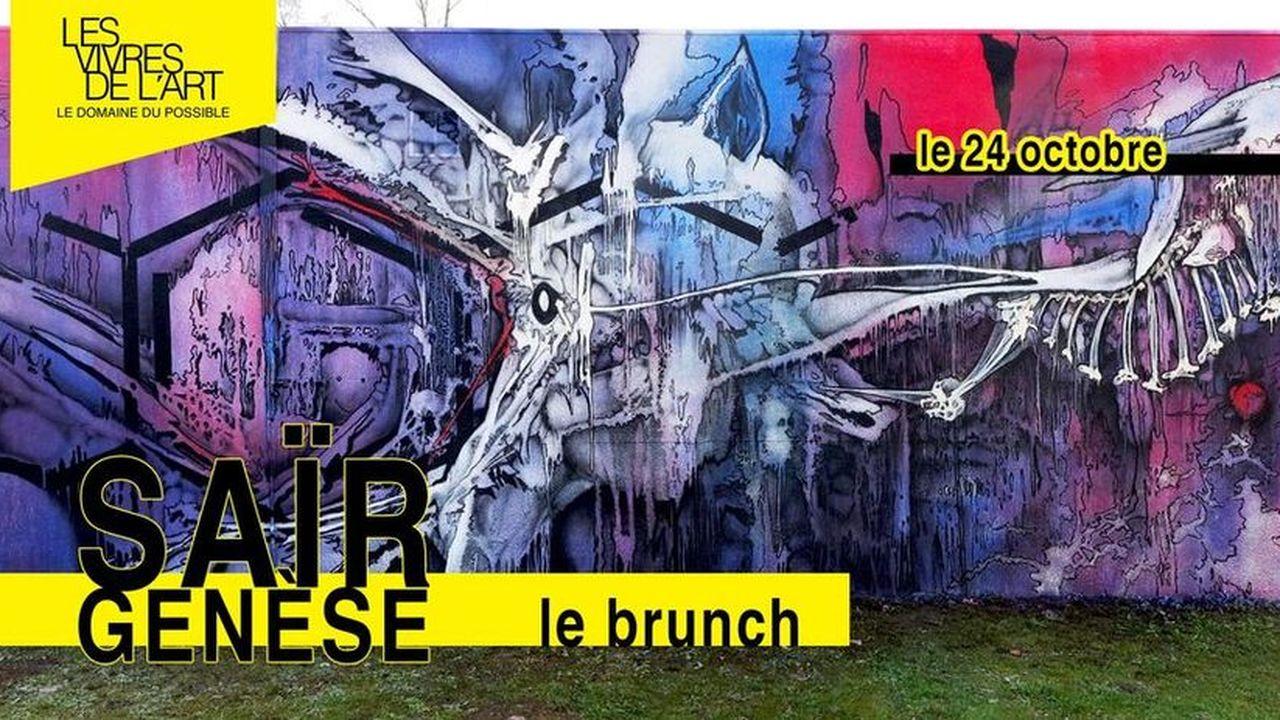 Expo Saïr - Le Brunch