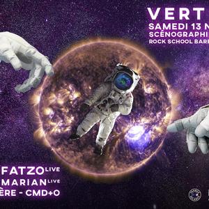 Vertigo #3 - Oden & Fatzo + Calling Marian