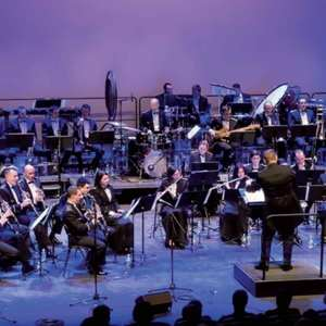 Tentet de Jazz et l'Orchestre d'harmonie de la musique des forces aériennes