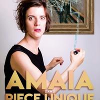 Amaia dans Pièce unique - Festival Wonder Pipelettes