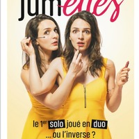 Anne et Sophie Cordin dans LES JUMELLES Le 1er solo joué en duo... Ou l